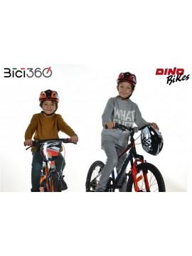 Casco Dino Bikes PCR - bambino
