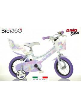 Bicicletta 126RSN bambina