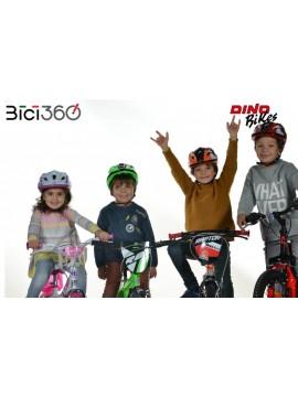 Casco Dino Bikes DAA - bambina