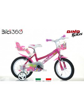 Bicicletta bambina 146R-02 Flappy