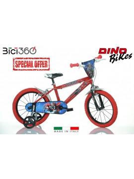 "Bicicletta Thor 16"" bambino"