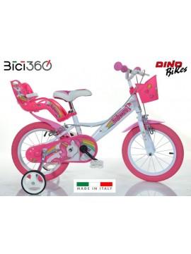 Bicicletta 14'' UNICORNO Bambina