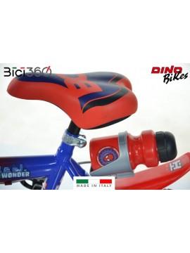 Bicicletta Spiderman 14 Bambino Dino Bikes