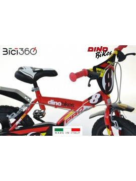 163GLN 16'' PROCROSS boy bike - Dino Bikes