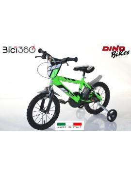 416U 16'' boy bike - Dino Bikes