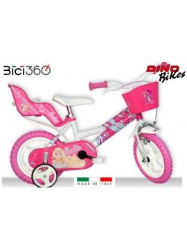 "Bicicletta Barbie OFFERTA 12"" bambina"