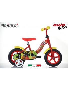 Bicicletta 10'' BING bambino e bambina