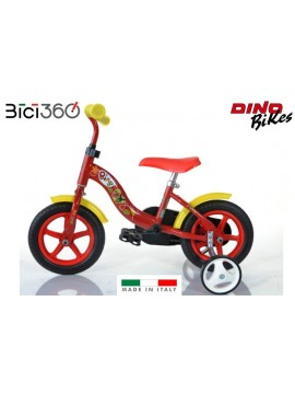 "Bicicletta BING 10"" bambino/bambina"