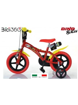 "Bicicletta BING 12"" bambino/bambina"