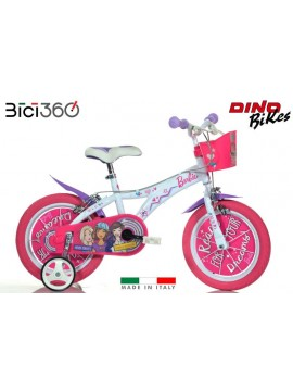 Bicicletta in OFFERTA Barbie 14''