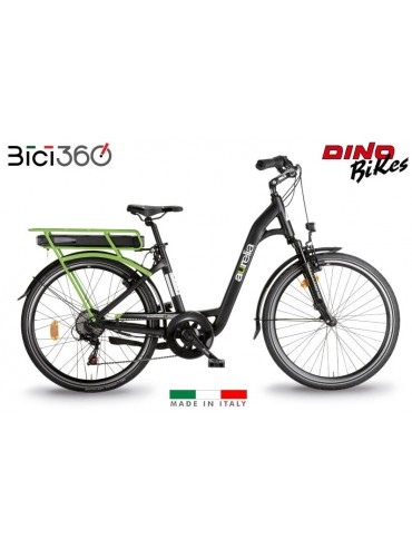 1026CE-0401 Bicicletta Pedalata Assistita Uomo/Donna