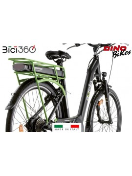 Bicicletta Elettrica 26'' 1026CE-0401 Uomo/Donna
