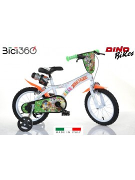 "Bicicletta 44 GATTI 16"" bambino/bambina"
