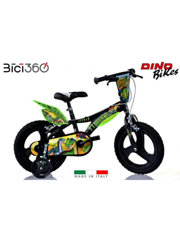 "Dinosaurs 14 ""boy bike"