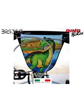 "Bicicletta Dinosaurs 14"" bambino"