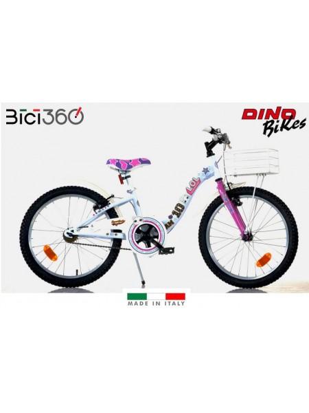 Bicicletta Lol 20 Bambina