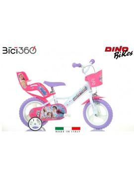Bicicletta Miracle Tunes 12'' bambina