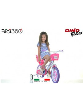 "Bicicletta Miracle Tunes 14"" bambina"