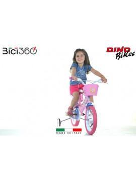 PEPPA PIG 14'' girl bike