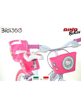 "Hello Kitty 14"" girl bike - new 2020"