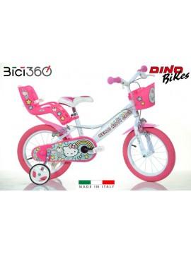 Bicicletta Bimba 14'' Hello Kitty