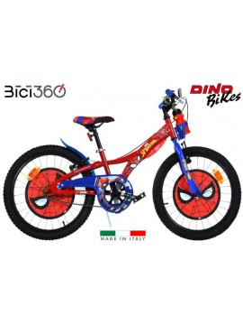 Bicicletta 20'' bambino Spiderman NOVITA'