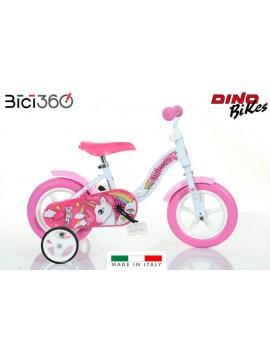"Unicorn 10"" girl bike"
