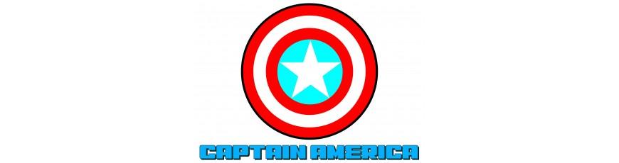 Captain America Bikes