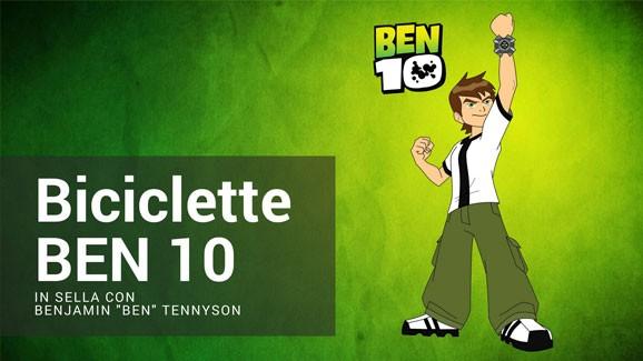 Biciclette Ben 10