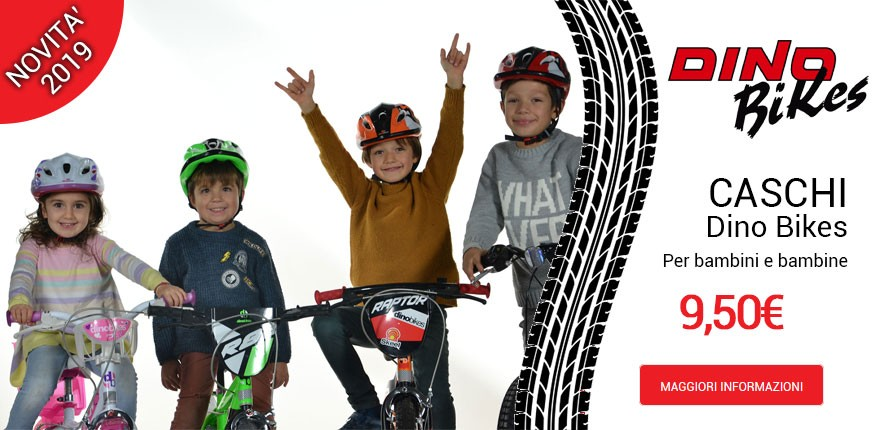 caschi bici dino bikes