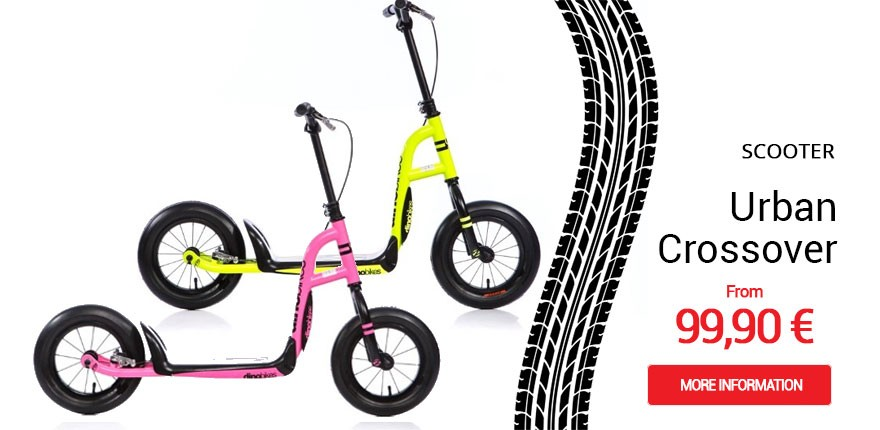 Scooter Urban Crossover