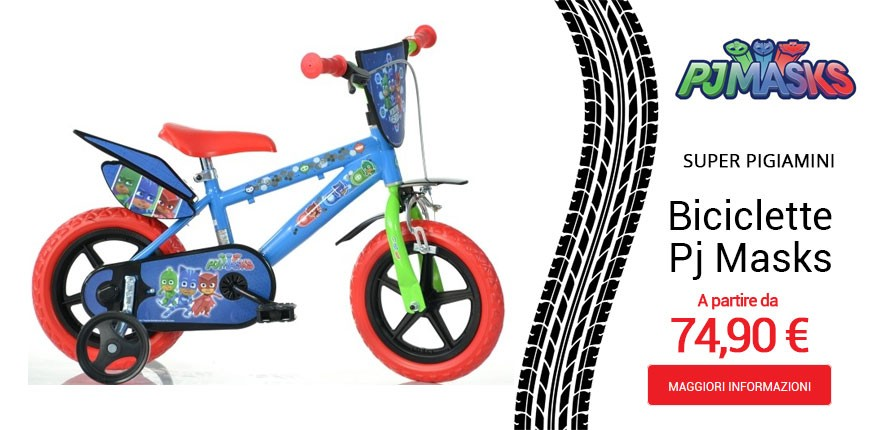 Biciclette Super Pigiamini